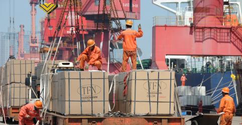 China surpreende e tem em julho ritmo mais forte de exportação desde março, importações continuam fracas