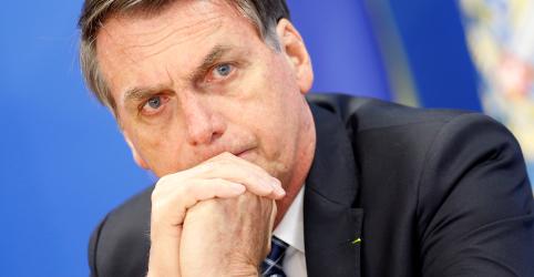 Avaliação negativa de Bolsonaro oscila para 38% e 62% são contra filho em embaixada nos EUA, diz XP