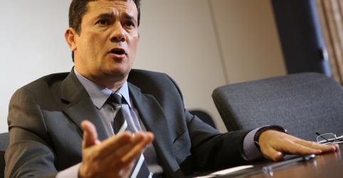 ENTREVISTA-Moro diz não ter perfil político-partidário e Bolsonaro, se quiser, será o candidato do governo em 2022