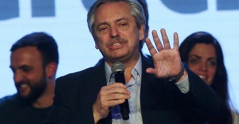 Placeholder - loading - Candidato de oposição da Argentina diz que medidas de Macri aconteceram tarde demais
