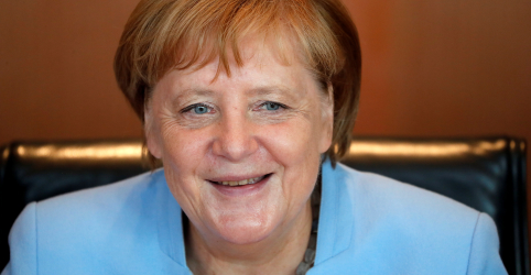 Placeholder - loading - Imagem da notícia Reunião entre Merkel e Johnson deve ocorrer em breve
