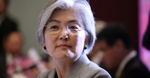 Chanceleres de China, Japão e Coreia do Sul se reunirão em meio a tensões comerciais e históricas