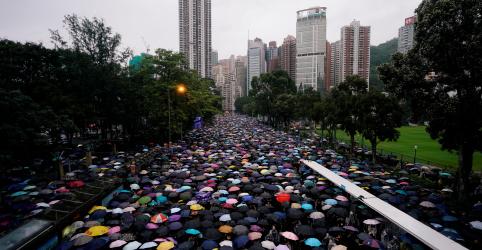 Hong Kong pode ter novos protestos após domingo de atos pacíficos