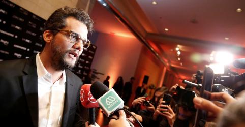 Placeholder - loading - Imagem da notícia 'O Brasil está completamente polarizado', diz Wagner Moura ao apresentar filme sobre Marighella