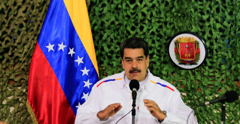 Placeholder - loading - Imagem da notícia Brasil proíbe entrada de altos funcionários da Venezuela