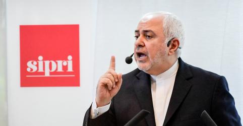 Chanceler do Irã diz que país segue comprometido com Tratado de Não-Proliferação Nuclear