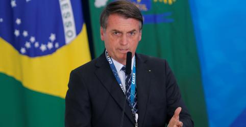 Sou presidente para interferir mesmo, diz Bolsonaro