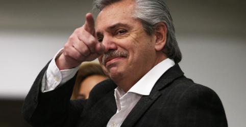 Placeholder - loading - Imagem da notícia Presidenciável argentino Fernández diz que promoveria diálogo com Venezuela ao lado de México e Uruguai