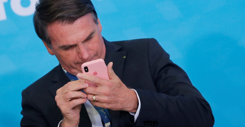 Placeholder - loading - Declarações de Bolsonaro sobre ONGs têm base em rede de colaboradores, diz porta-voz