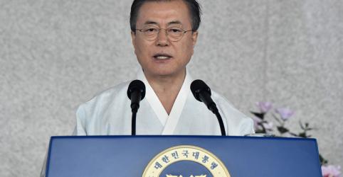 Placeholder - loading - Imagem da notícia Disputas pendentes levam Coreia do Sul a romper pacto de inteligência com Japão