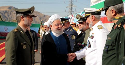 Irã exibe sistema móvel de defesa de mísseis de fabricação própria