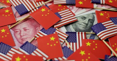 Placeholder - loading - China vai impor tarifas extras sobre soja e carnes dos EUA; medida favorece Brasil