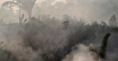 Placeholder - loading - Imagem da notícia ESPECIAL-Empresas e agronegócio reagem com temor de retaliação diante de polêmica ambiental na Amazônia