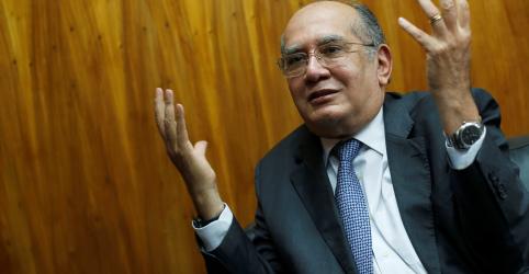 ENTREVISTA-Coaf no MJ seria 'projeto político' e Bolsonaro faz freio de arrumação em órgãos, diz Gilmar Mendes