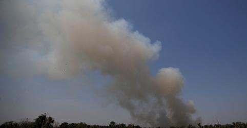 Governo do Acre declara situação de emergência no Estado por incêndios florestais