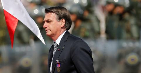 Placeholder - loading - Bolsonaro questiona intenções por trás de ajuda internacional para Amazônia