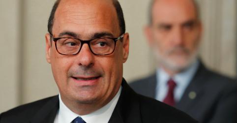 Placeholder - loading - Imagem da notícia Acordo para formação de novo governo da Itália fica mais próximo após PD retirar veto a Conte
