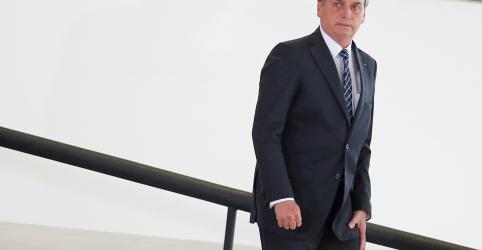 Placeholder - loading - Em reunião para tratar de queimadas, Bolsonaro se concentra em ataques a reservas