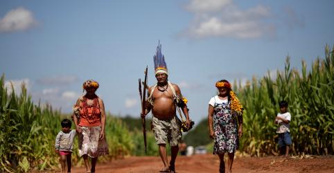 Placeholder - loading - CCJ da Câmara aprova PEC que permite atividade agropecuária em terras indígenas