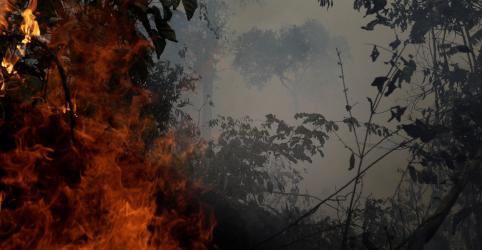 Placeholder - loading - Bolsonaro diz que países da região vão discutir Amazônia; volta a cobrar desculpas de Macron