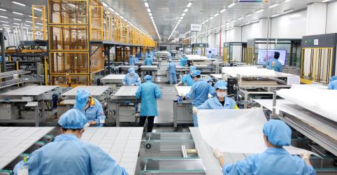ENFOQUE-China acelera venda de painéis solares no Brasil e mira avanço maior em geração