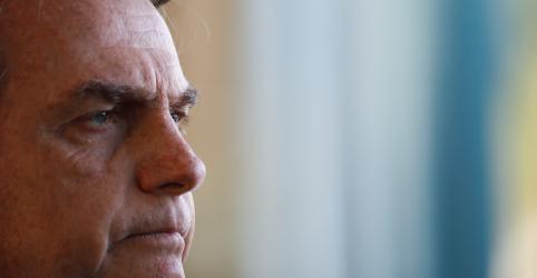 Bolsonaro diz que espera novidade dos EUA sobre ajuda para Amazônia