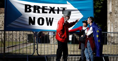 Placeholder - loading - Imagem da notícia Cresce especulação sobre eleição antecipada no Reino Unido por impasse sobre Brexit