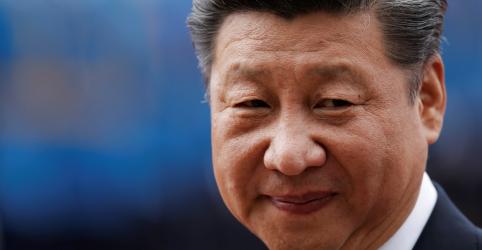 Presidente da China diz que país enfrenta 'riscos concentrados'