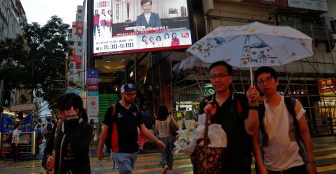 Placeholder - loading - Imagem da notícia Líder de Hong Kong anuncia retirada de polêmico projeto de lei de extradição