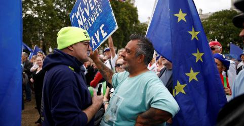Placeholder - loading - Parlamento britânico avança para impedir Brexit sem acordo em meio a embate sobre eleição