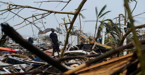 Placeholder - loading - Imagem da notícia 'Não sobrou nada, só corpos': Bahamas sofrem após passagem devastadora do Dorian