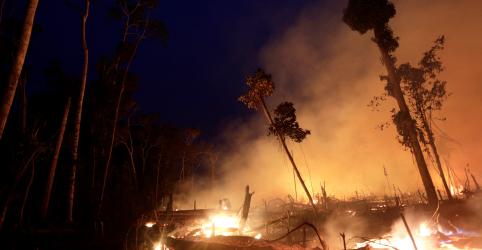 Placeholder - loading - Moraes homologa acordo que destina R$1 bi da Lava Jato à Amazônia
