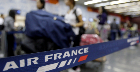 Promotores recorrem de rejeição de acusações contra Air France por acidente em 2009