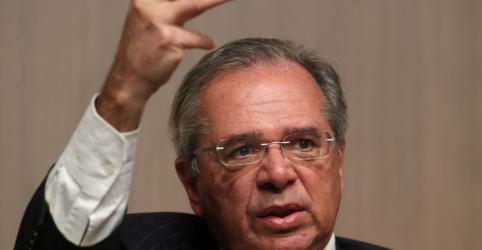 Placeholder - loading - Imagem da notícia Guedes reafirma compromisso com teto de gastos