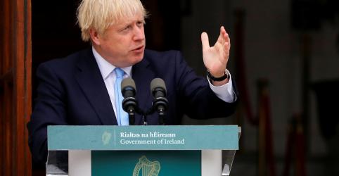 Premiê britânico tenta novamente convocar eleição; lei para barrar Brexit sem acordo avança