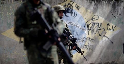 Placeholder - loading - Imagem da notícia Apesar de queda de 10,4%, mortes violentas ainda somaram 57 mil em 2018