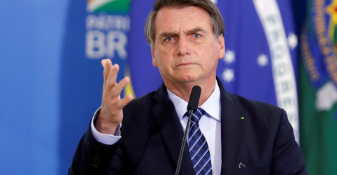 Placeholder - loading - Imagem da notícia Bolsonaro publica no Twitter que CPMF está fora da reforma tributária 'por determinação do presidente'