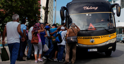 Placeholder - loading - Imagem da notícia Cuba diz enfrentar falta de combustíveis devido a sanções dos EUA