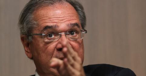 Placeholder - loading - Imagem da notícia Bolsonaro pediu para CPMF não entrar na reforma tributária, diz Guedes