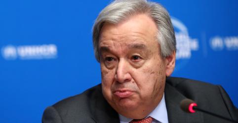 Secretário-geral da ONU está 'profundamente preocupado' com risco de Coreia do Norte retomar testes de armas