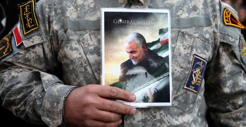 Placeholder - loading - Trump diz que Soleimani planejava matar muitos norte-americanos