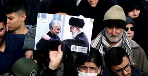 EUA dizem ter impedido 'ataque iminente' com assassinato de comandante iraniano