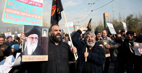 Placeholder - loading - Imagem da notícia Irã diz que EUA são responsáveis pelas consequências do assassinato de Soleimani
