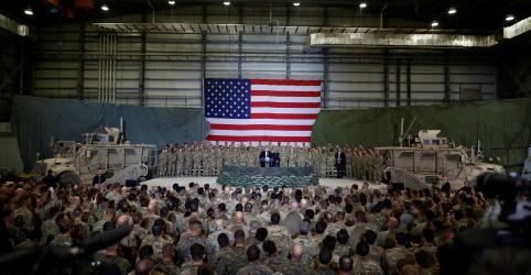 Placeholder - loading - EUA enviam reforço de 3 mil soldados ao Oriente Médio, dizem autoridades