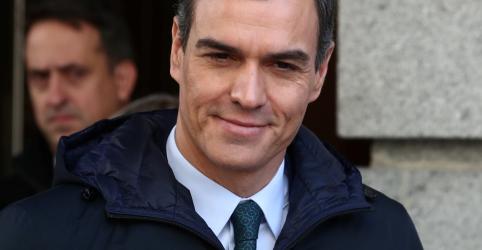 Placeholder - loading - Imagem da notícia Sanchez falha na 1ª tentativa de ser confirmado primeiro-ministro da Espanha