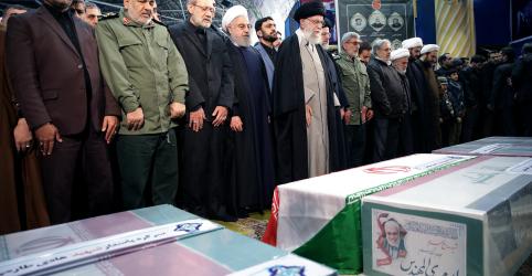 Placeholder - loading - Imagem da notícia Nunca ameace a nação iraniana, diz presidente Rouhani a Trump