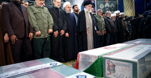 Nunca ameace a nação iraniana, diz presidente Rouhani a Trump