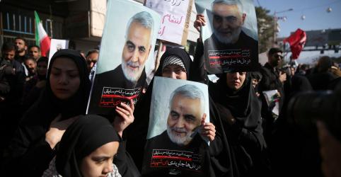Placeholder - loading - Imagem da notícia Irã convoca representante do Brasil em Teerã após nota do Itamaraty sobre morte de general
