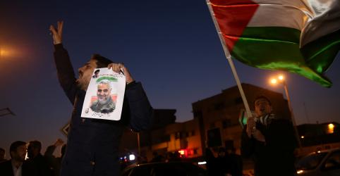 Placeholder - loading - Irã ataca tropas dos EUA no Iraque para vingar morte de general; Trump avalia reação