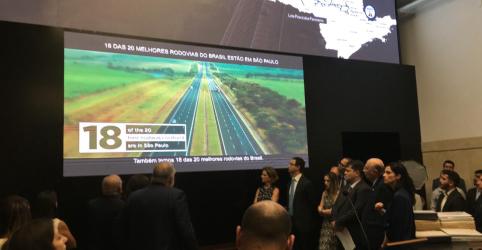 Placeholder - loading - Imagem da notícia Consórcio de Pátria Investimentos e GIC oferece R$1,1 bi e vence leilão de rodovias em SP
